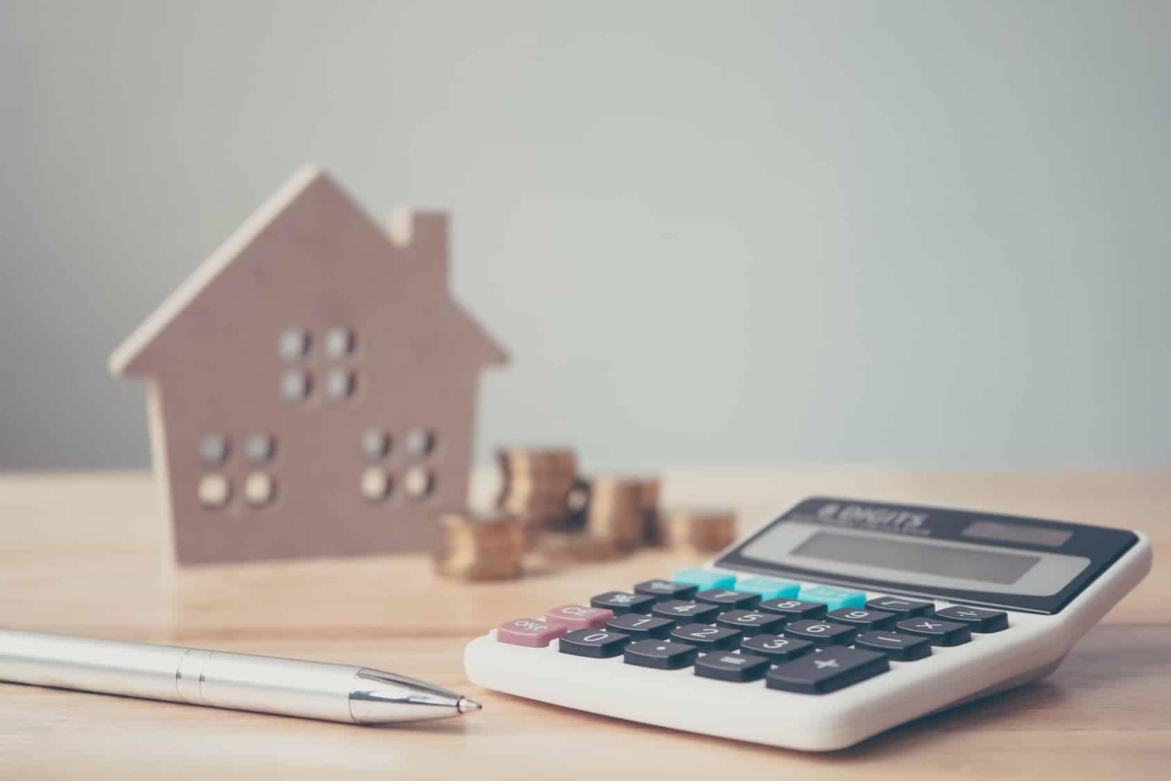 Kalkulation zur Immobilienbewertung